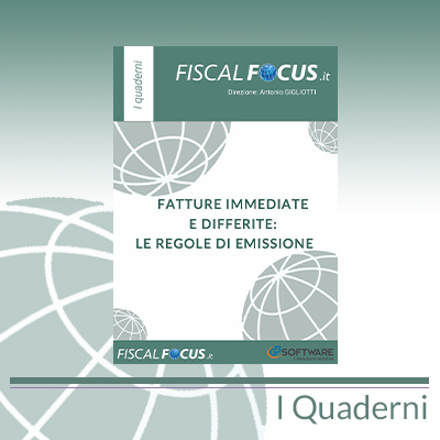 "img Quaderno ""FATTURE IMMEDIATE E DIFFERITE """
