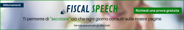 FASCIA FISCAL SPEECH