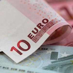 euro fisco denaro banconote