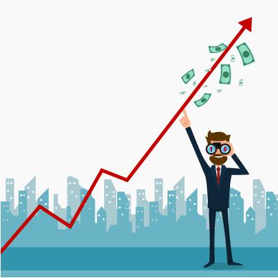 crescita - statistica - incremento - fisco
